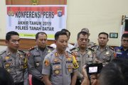 Siagakan Personel, Polres Tanah Datar Tingkatkan Pengawasan Hari Raya Idul Fitri