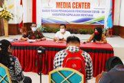 Bertambah Satu Pasien Positif di Mentawai, Total 5 Sembuh 1 Orang