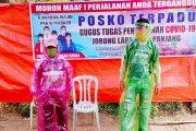 Aniaya Relawan Covid-19, Lima Pelaku Berurusan Dengan Polisi