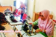 Masuk Masa New Normal, Nagari Sinuruik Siapkan 3000 Masker Untuk Masyarakat