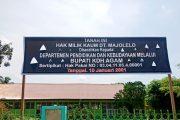 Tidak Terima Pohon Kelapa di Tebang, Kepsek SMAN 1 Tanjung Mutiara Dipolisikan