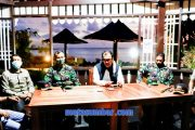 New Normal, Dandim 0319/Mentawai Bersama Unsur Forkopimda Tinjau Kesiapan Macaronis Resort