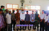 Pemilihan Bamus Nagari Lingkuang Aua Dimenangkan Satrio Budiharjo