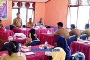 Bhabinkamtibmas Polsek Sipora Hadiri Pelatihan Peningkatan Aparatur Desa Sido Makmur