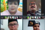 Diskusi Webinar PP GMKI Bahas Pembangunan Hukum dan Penguatan Badan Ideologi Pancasila Melalui UU