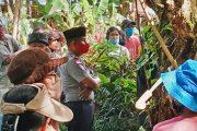 Wakapolsek Sikakap Hadiri Pemakaman Jenazah Salah Satu Tokoh Masyarakat
