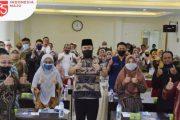DPMPTSP Padang Panjang Bersama BPJS Gelar Sosialisasi UU Ketenagakerjaan