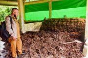 Timbulan Sampah Rumah Tangga dan Pasar Padang Panjang Capai 40 Ton Perhari