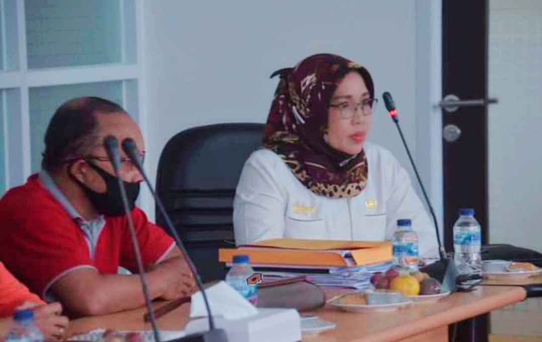 Diskusi RT-RW, Juharman Sebut 4 Kelurahan di Kecamatan Padang Panjang Timur Miliki Potensi Pengembangan Kota Baru