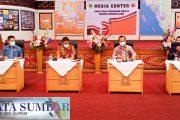 Ajukan Revisi RTRW, Wabup Mentawai Bersama DPRD Audensi Dengan Gubernur Sumbar