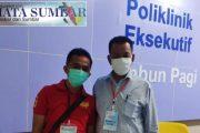 Syarat Pendaftaran Pilkada, Paslon Rusma-Rudi Tuntaskan Test Kesehatan