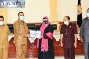 DPRD Kota Pariaman Gelar Rapat Paripurna Ranperda APBD Perubahan