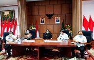 Bahas Pelaksanaan Pilkada, Gubernur Sumbar Hadiri Vidcon Dengan Mendagri
