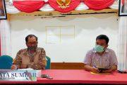 Diduga Terinfeksi di Tempat Kerja, Dua Anggota BPBD Mentawai Terkonfirmasi Positif Covid-19