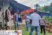 Acara Pernikahan, Polsek Sipora Himbau Warga Untuk Tidak Mengadakan Hiburan
