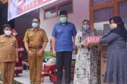 147 WRSE Padang Panjang Terima Bantuan UEP dari Pokir Anggota DPRD Sumbar Mesra