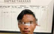 Pelaku Tungkai Kulit Manis di Nagari Lubuk Jantan, Akhirnya Ditangkap Polisi