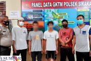 Curi Aset SDN 26 Taikako, Dua Pemuda Diringkus Polsek Sikakap