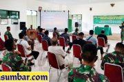 Cegah Bahaya Radikal dan Saparatis, Kodim 0319/Mentawai Lakukan Pembinaan Komsos Dengan Masyarakat