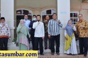 Rancang Perda Penyelenggaraan Perpustakaan, DPRD Kampar Studi Banding Ke Padang Panjang