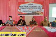 Hadiri Pelantikan PTPS, Kapolsek Sipora : Jadilah Pengawas Profesional