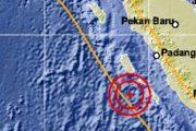 Gempa Magnitudo 6,3 SR Guncang Mentawai dan Beberapa Daerah di Sumbar