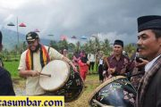 Kelurahan Ekor Lubuk di Dapuk Sebagai Desa Wisata Terbaik Sumbar