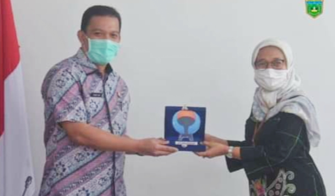 Ombudsman RI Nilai, Pemko Padang Panjang Sudah Terbaik Berikan Layanan Terhadap Masyarakat Terdampak Covid-19
