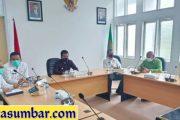 Secara Virtual, DIPA dan TKDD di Serahkan Gubernur Sumbar