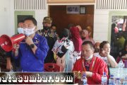 Ketua Nasdem Mentawai : Kita Targetkan 40 Persen Suara Untuk FaGe