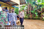 Monitoring Pilkada, Koramil Sikakap Temukan Kekurangan Surat Suara di Desa Matobe
