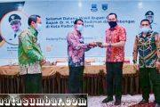 Wabup Garut Terinspirasi Dengan Berbagai Nuansa Religi Pendidikan di Padang Panjang