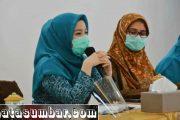 Dian Puspita Fadly Amran Apresiasi Capaian Kader PKK
