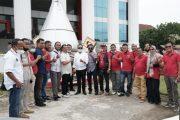 Pemkab Tanah Datar Bersama Wartawan Study Banding Ke Provinsi Bandar Lampung