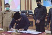 Usulan 7 Ranperda Menjadi Perda, Akhirnya di Setujui DPRD Padang Panjang