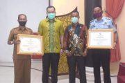 Padang Panjang di Nobatkan Sebagai Kota Peduli HAM, Wako Fadly Terima Penghargaan