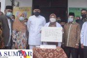 Ikuti Pelatihan, Menaker Berharap Komunitas Thawalib Gunung Dapat Menjadi Entreprenuer