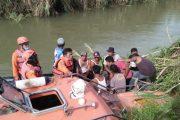 Tim SAR Gabungan Pasbar Berhasil Temukan Korban Mengapung di Sungai