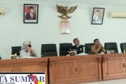 Dinas Kominfo Tanah Datar, Gelar Rapat Bersama Pimpinan Perusahaan Media.