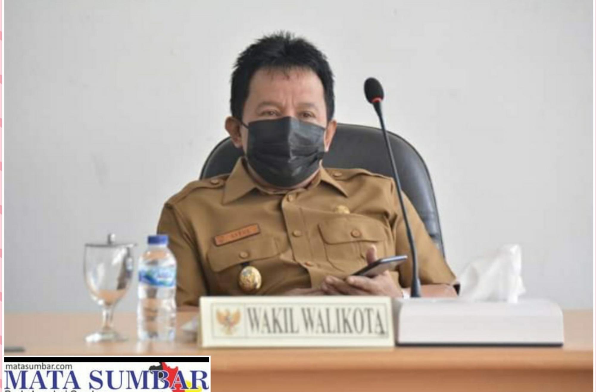 Wawako Asrul Ucapkan Selamat Atas Terpilihnya Irwan Prayitno Sebagai Guru Besar UNP Dibidang Ilmu Psikologi (FIP))