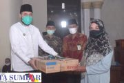 Program Padang Panjang Makmur, 114 Mustahiq Kembali Terima Zakat