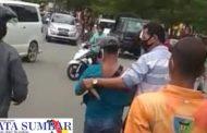 Polisi Amankan Pembawa Senjata Tajam Saat Aksi Damai di Kejari Pessel