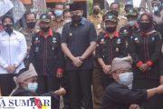 Wako Fadly Launching SMPN 4 Sebagai Sekolah Anti Narkoba