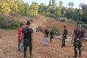 Kadus Bukit Pamewa Puas Dengan Hasil Karya Nyata Satgas TMMD