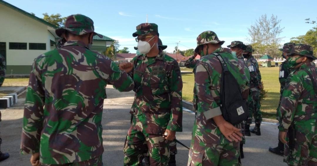 TMMD Sukses, Dandim 0319/Mentawai Ucapkan Terima Kasih Kepada Pasukan