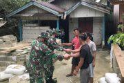TMMD Selesai, Prajurit TNI Pamitan Dengan Warga Desa Bukit Pamewa