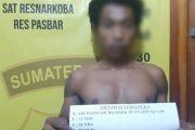 Seorang Pemuda di Pasbar Kembali di Ringkus Polisi di Duga Edarkan Sabu