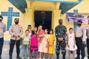 Perayaan Minggu Paskah, TNI-Polri di Mentawai Perkuat Sinergitas Pengamanan