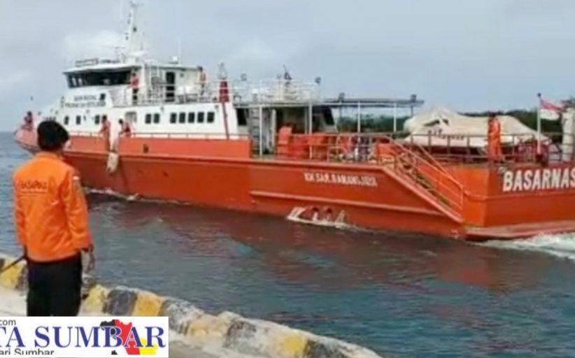 Dikabarkan Belum Kembali, Dua Nelayan Asal Taikako Akhirnya di Temukan Selamat