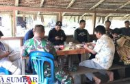 TMMD di Tutup, Tim Pendim 0319/Mentawai Coffee Morning Dengan Awak Media